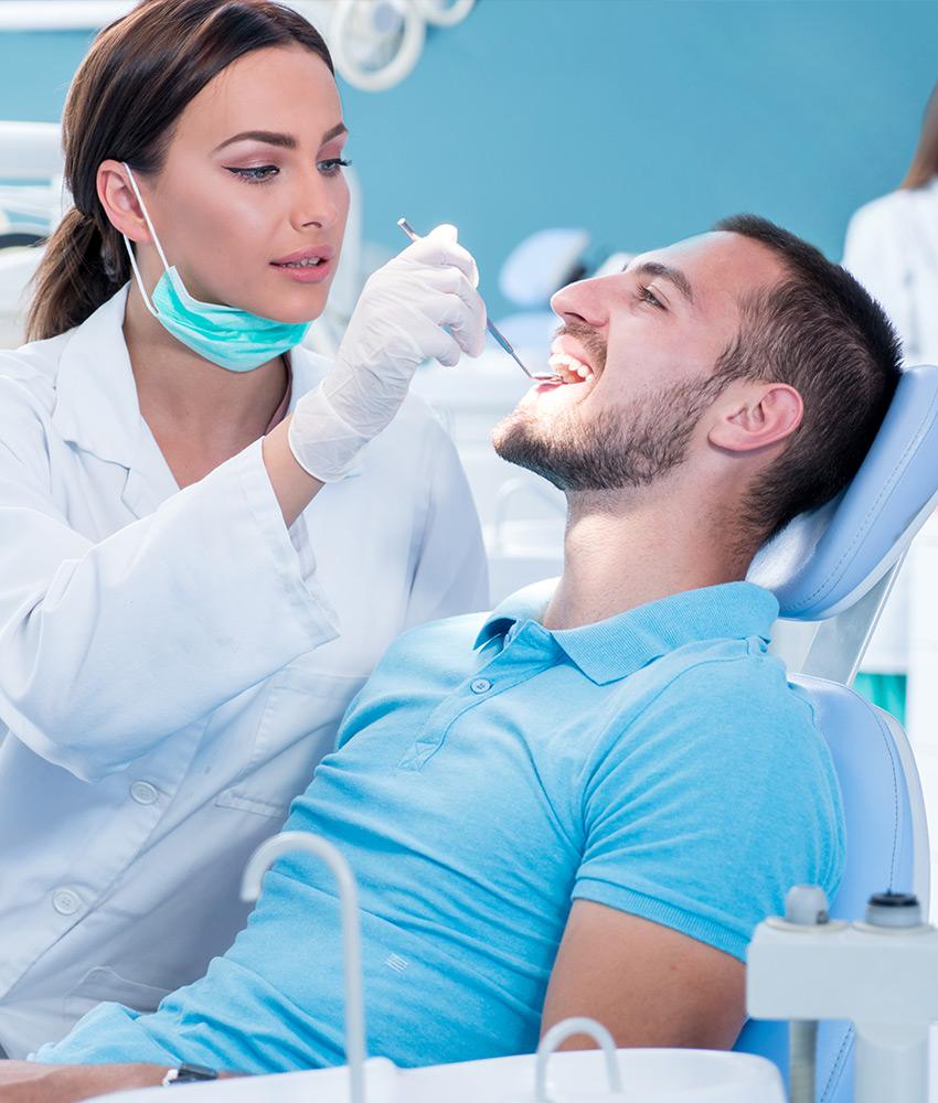 I servizi dello Studio Dentistico di Torino