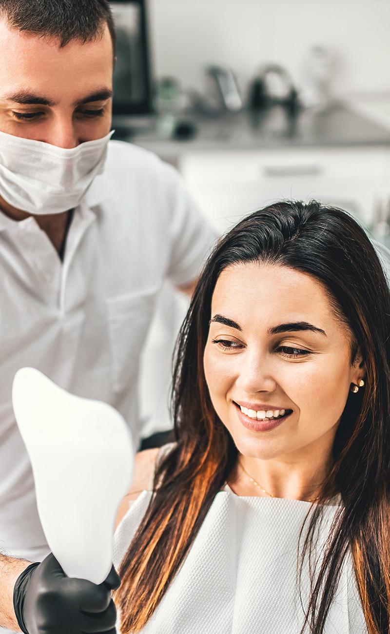 I servizi di Protesi dentale - Studio Audino Torino